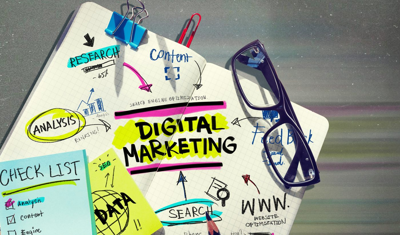 The changing marketing landscape means the marketing team has to evolve